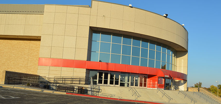 Arkansas State Convocation Center