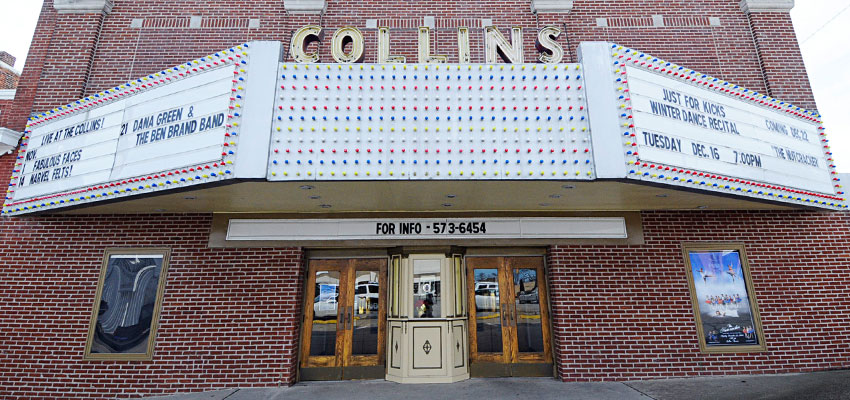 Paragould Collins Theater