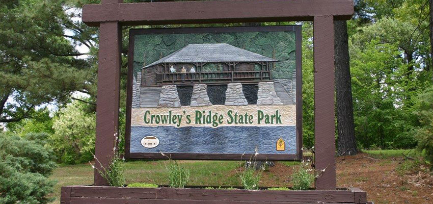 Crowley's Ridge State Park