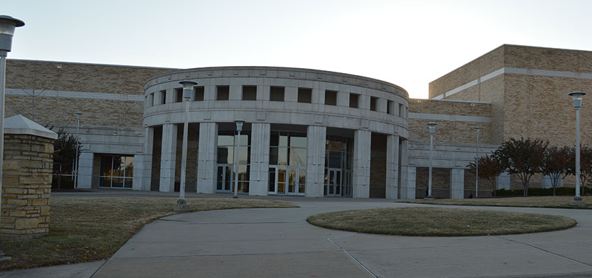 Fowler Center and Bradbury Gallery