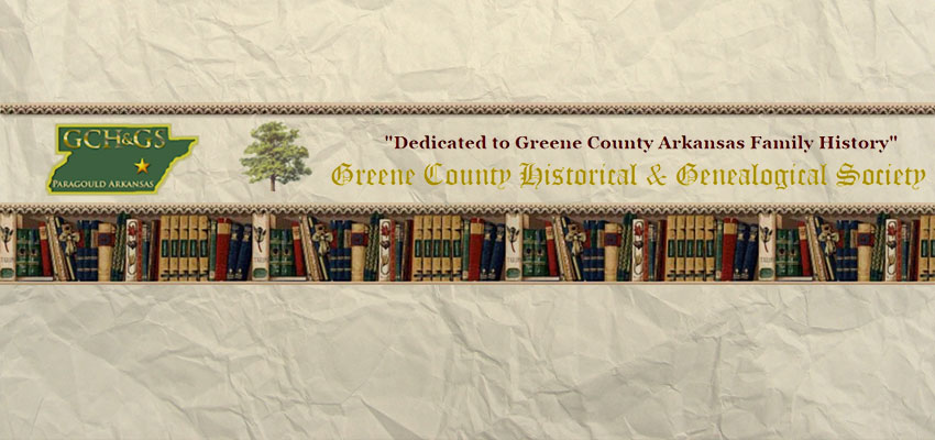 Greene County Historical and Genealogicial Society