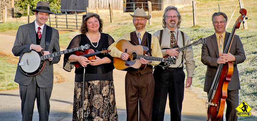 KASU's Bluegrass Monday Concerts